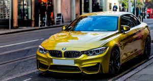 yellow-bmw
